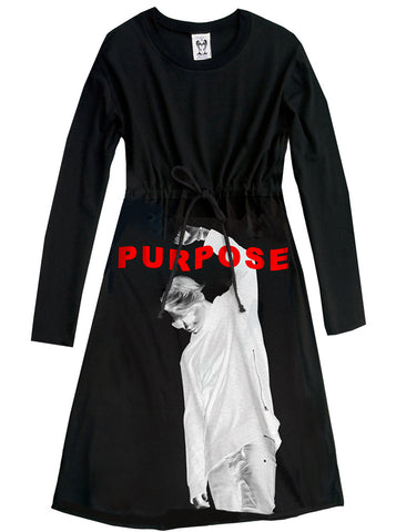 Justin Bieber Purpose T-Shirt Dress