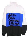 The Beatles Members Turtleneck Sweater - IDILVICE Clothing - 2