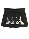 The Beatles London Cross Walk Mini Skirt - IDILVICE Clothing - 1