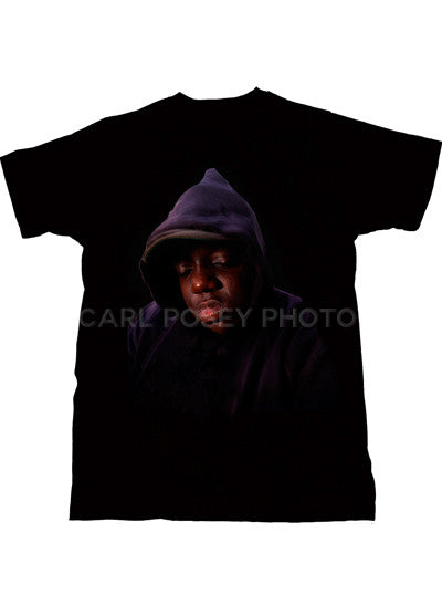 Carl Posey Notorious BIG Biggie Cotton Men's T-Shirt - IDILVICE Clothing
