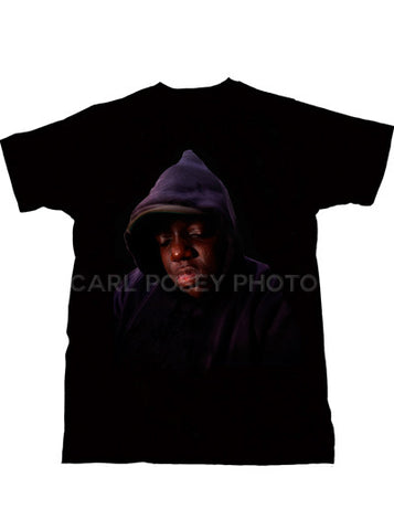 Carl Posey Notorious BIG Biggie Cotton Men's T-Shirt