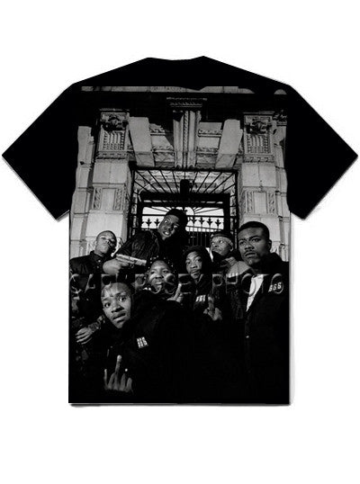 Carl Posey Notorious BIG Biggie & Junior Mafia T-Shirt - IDILVICE Clothing