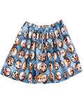 Blueberry Muffin Bake Sale Skirt - IDILVICE Clothing - 1