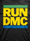 RUN DMC Logo Hip Hop Printed T-Shirt Skirt - IDILVICE Clothing - 4