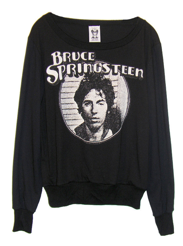 Vintage Bruce Springsteen Darkness On The Edge Of Town Jumper - IDILVICE Clothing