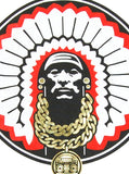 American Indian Chief Gold Chain Top - IDILVICE Clothing - 3