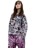 Cool Safari Animals Cotton L/S Top - IDILVICE Clothing - 1