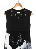 Ian Curtis Studded Sheath Dress - IDILVICE Clothing - 2