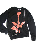 Depeche Mode Violator Rose Sweatshirt - IDILVICE Clothing - 3