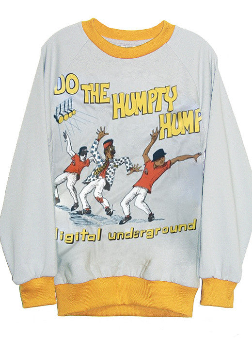 Digital Underground Humpty Hump Sweatshirt - IDILVICE Clothing