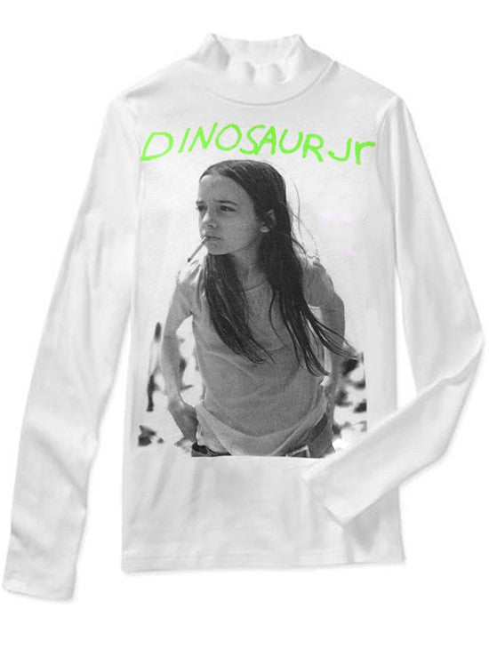 Dinosaur Jr. Green Mind Mockneck Sweater - IDILVICE Clothing