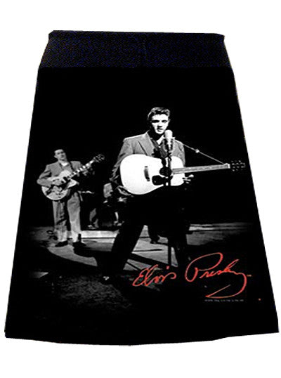 Elvis Presley 1950s Live Stage Aline T-Skirt - IDILVICE Clothing