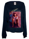Flashdance Jennifer Beals 80s Retro Jumper - IDILVICE Clothing - 1