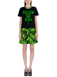 Follow The Bush Snoop Dogg School Girl Dress - IDILVICE Clothing - 3