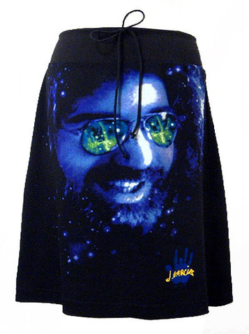 Jerry Garcia Grateful Dead A-Line T Skirt