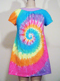 Grateful Dead Spiral Bears Psychedelic Tunic Dress - IDILVICE Clothing - 3