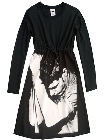 Ian Curtis Joy Division T-Shirt Dress