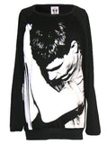 Ian Curtis Joy Division Sweater Dress - IDILVICE Clothing - 1