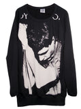 Ian Curtis Joy Division Sweater Dress - IDILVICE Clothing - 6