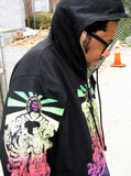 Jimi Hendrix Axis Bold As Love Hoodie Jacket - IDILVICE Clothing - 2