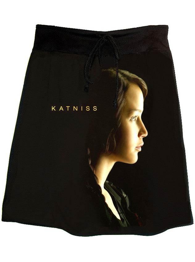 The Hunger Games Katniss Everdeen Skirt - IDILVICE Clothing