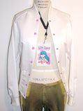 Katy Perry California Dreams Pop Art High Waisted Satin Jacket - IDILVICE Clothing - 2