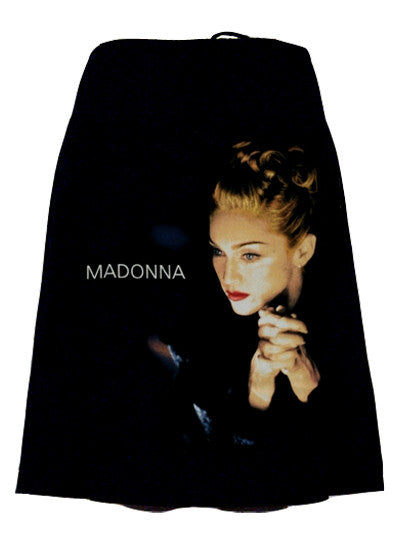 Madonna Evita T-Shirt Skirt - IDILVICE Clothing