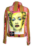 Herb Ritts Madonna Photo Print Woven Jacket - IDILVICE Clothing - 1