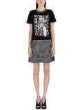 Women's Marilyn Monroe Flowers Dress W/ Zipper Turns Into T-Shirt - IDILVICE Clothing - 3