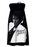 Michael Jackson Thriller Tube Strapless Dress - IDILVICE Clothing - 1
