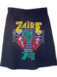 Muhammad Ali 1974 Zaïre All Over Print T-Shirt Skirt - IDILVICE Clothing - 2