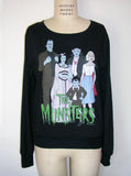 The Munsters Comic Illustration Jumper - IDILVICE Clothing - 2