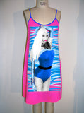 Nicki Minaj Spaghetti Strap Dress - IDILVICE Clothing - 2