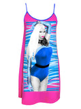 Nicki Minaj Spaghetti Strap Dress - IDILVICE Clothing - 1