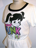 Puny Brewster Slouchy T-Shirt Top - IDILVICE Clothing - 2