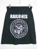 The Ramones Presidential Seal T-Shirt Skirt - IDILVICE Clothing - 3