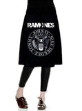 The Ramones Presidential Seal T-Shirt Skirt - IDILVICE Clothing - 2