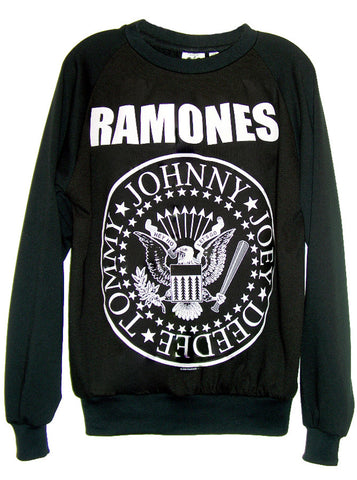 The Ramones Presidential Seal Sweatshirt