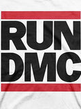 RUN DMC Logo Hip Hop Printed T-Shirt Skirt - IDILVICE Clothing - 3