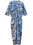 Cool Safari Animals Cotton Jumpsuit - IDILVICE Clothing - 3
