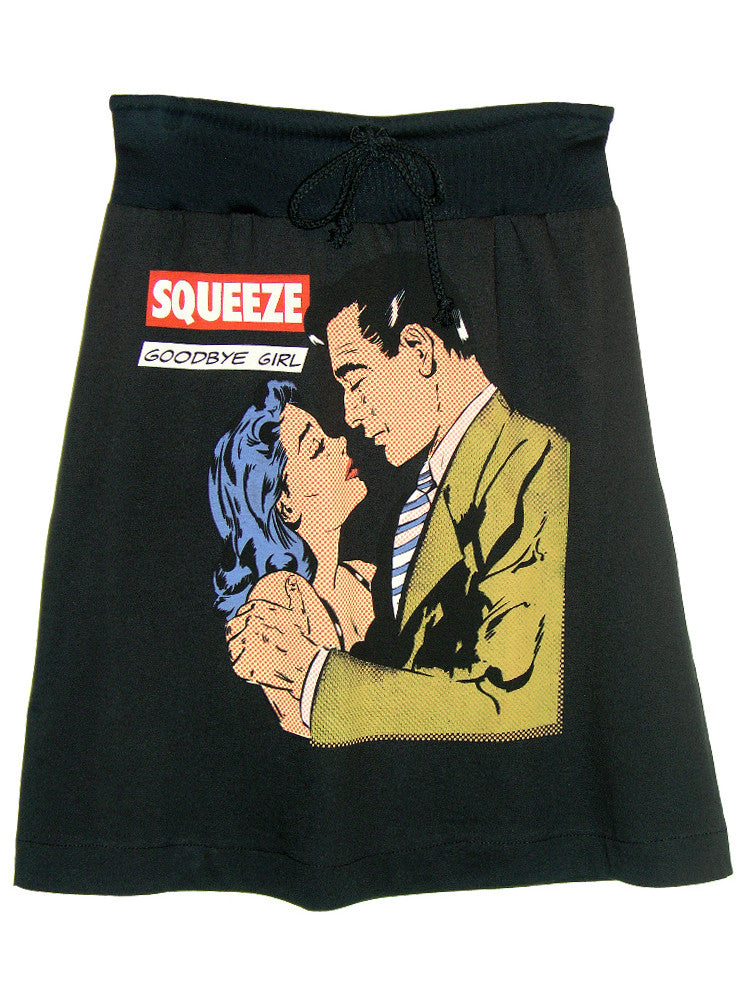 Squeeze 70s Punk Rock New Wave SKA Skirt - IDILVICE Clothing
