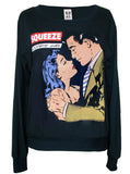 Squeeze 1970 Punk Rock New Wave Pop Art Jumper - IDILVICE Clothing