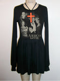 American Gothic The Munsters Tunic Dress - IDILVICE Clothing - 4