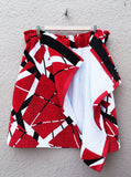 Edward Van Halen Plush French Terry Towel Wrap Skirt - IDILVICE Clothing - 3