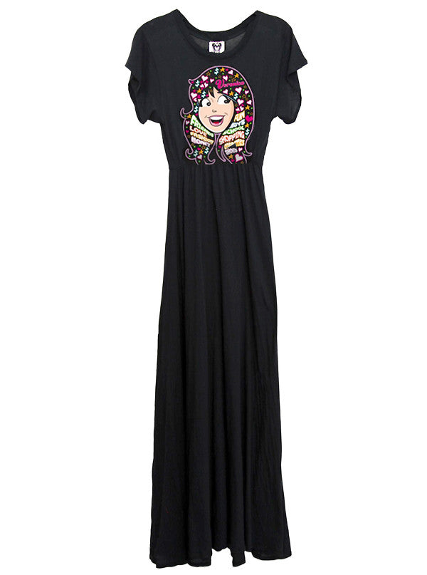Veronica's Head Archie Long Maxi Dress Gown - IDILVICE Clothing
