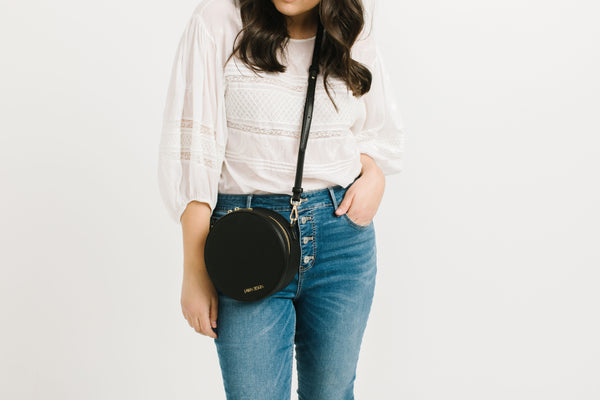 Meet Your New Favorite Purse: The Circle Bag