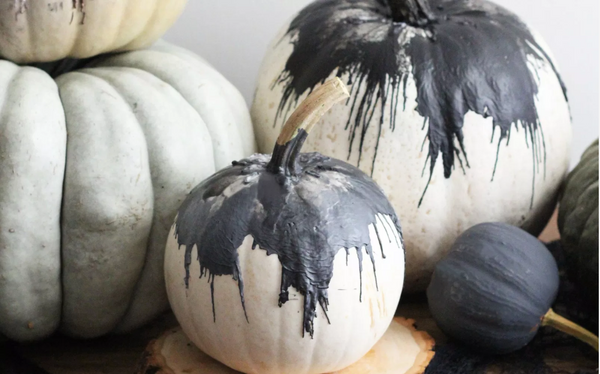5 Spooktacular Pumpkin Decorating Ideas