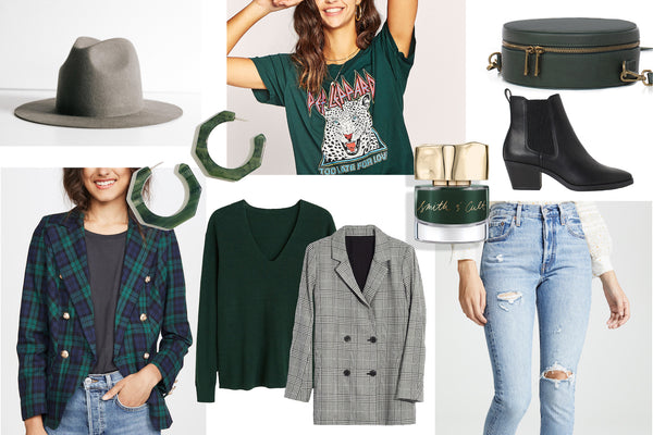 Megan's Guide To: Fall Fashion