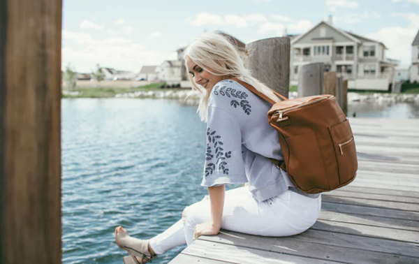 Motherly: A diaper bag to fawn over...