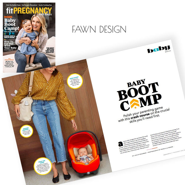 Fit Pregnancy and Baby Magazine